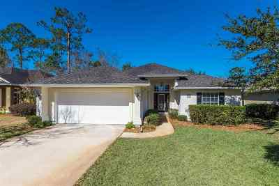 St Augustine Single Family Home For Sale: 724 Blackmoor Gate Lane