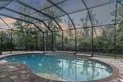 St Augustine FL Single Family Home For Sale: $695,000