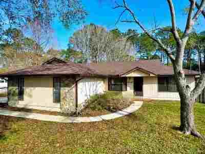 St Augustine Single Family Home For Sale: 3710 Arrowhead Dr