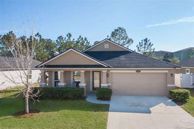 St Augustine Single Family Home For Sale: 348 Sunshine Drive
