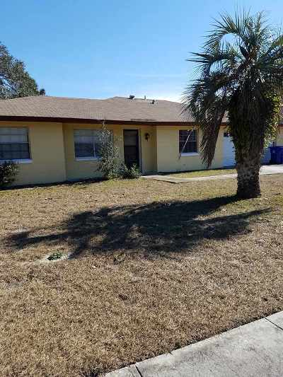 St Augustine Single Family Home For Sale: 351 Casuarina Circle