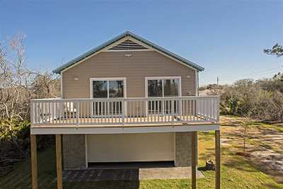 St Augustine Single Family Home For Sale: 5395 Third Street