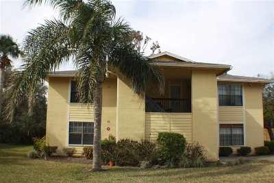 St Augustine Beach Condo For Sale: 14 Brigantine Ct #14