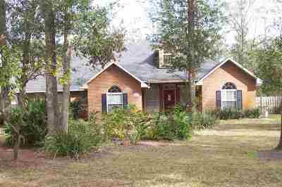 St Augustine Single Family Home For Sale: 4256 Wicks Branch Rd