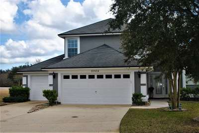 St Augustine Single Family Home For Sale: 2524 Otter Totem Court