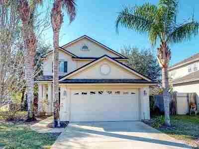 St Augustine Single Family Home For Sale: 165 Summerhill Circle