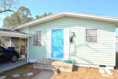 St Augustine Single Family Home For Sale: 900 Palermo Rd