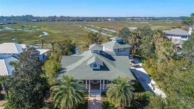 St Augustine Single Family Home For Sale: 3411 Lands End Dr