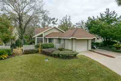Ponte Vedra Beach Townhouse Contingent: 9 Turtleback Trail