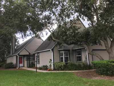 Villages Of Vilano Single Family Home For Sale