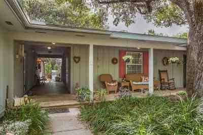 Single Family Home For Sale: 7 Contera Drive