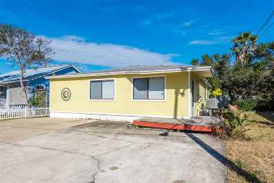 St Augustine Beach Multi Family Home For Sale: 206 10th Street