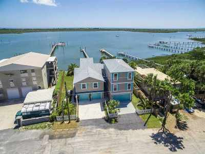 Davis Shores Single Family Home For Sale: 21 Inlet Place