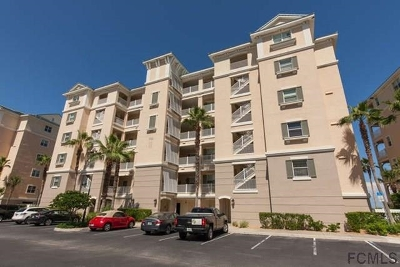 Palm Coast Condo For Sale: 700 Cinnamon Beach Way #642