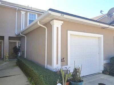 Townhouse For Sale: 518 Scrub Jay Dr