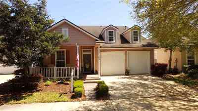 St Augustine Single Family Home For Sale: S 142 End St