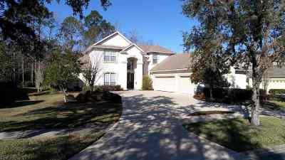 St Augustine Single Family Home For Sale: 229 Pinehurst Pointe