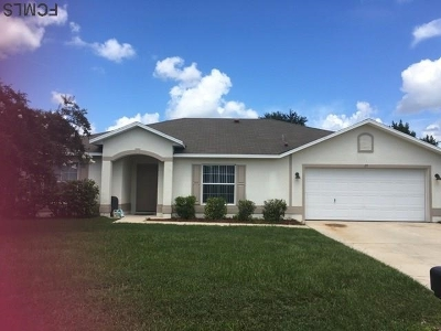 Palm Coast Single Family Home Conting_accpt Backups: 23 Louisiana