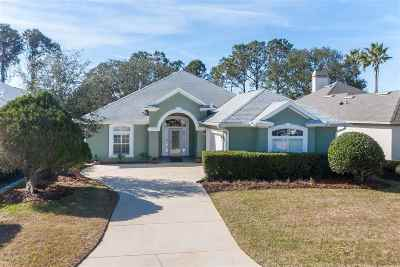 St Augustine Single Family Home For Sale: 905 Birdie Way