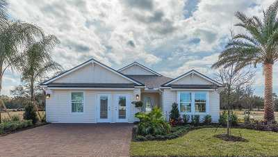 Palm Coast Single Family Home For Sale: 3 Waterfront Cove