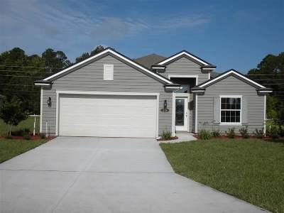 Saint Johns County Single Family Home For Sale: S 278 Hamilton Springs Road