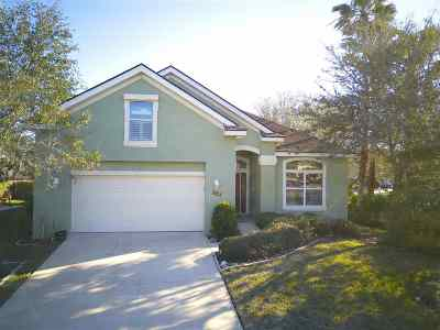 St Augustine Beach Single Family Home For Sale: N 231 Ocean Trace Rd