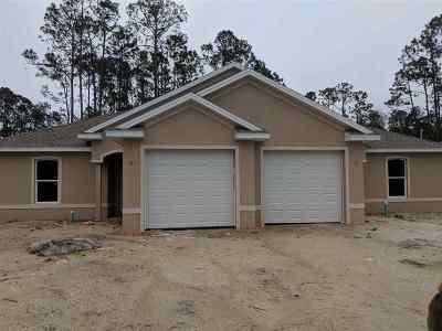 Palm Coast Multi Family Home For Sale: 18 Bren Mar Ln