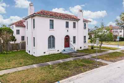 St Augustine Multi Family Home For Sale: 101 Arpieka Avenue