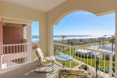 St Augustine Beach Condo For Sale: 6170 A1a South A1a South #306
