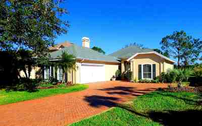 St Augustine Single Family Home For Sale: 329 Marshside Drive North