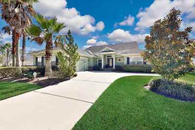 St Augustine Single Family Home For Sale: 1721 Pepper Stone Court
