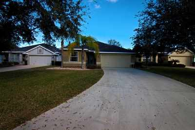 St Augustine FL Single Family Home For Sale: $265,000
