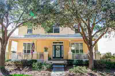 St Augustine Beach Single Family Home For Sale: 1205 Overdale Rd