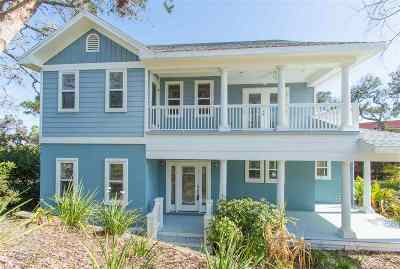 Anastasia Dunes Single Family Home For Sale: 917 Sandy Beach Circle