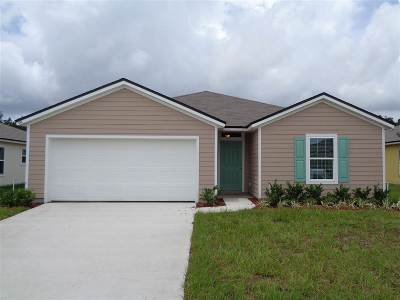 St Augustine FL Single Family Home For Sale: $226,990