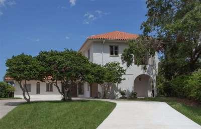 Palm Coast Single Family Home For Sale: 27 Flagler Place