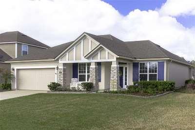St Augustine Single Family Home For Sale: 1025 Santa Cruz