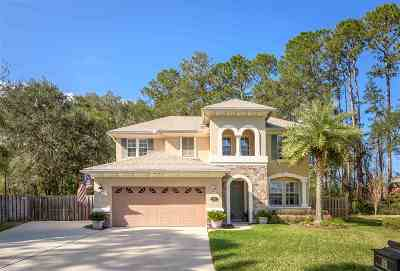 St Augustine Single Family Home For Sale: 176 Camden Cay