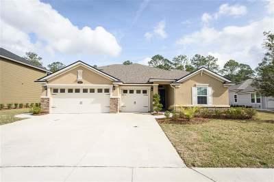 St Augustine Single Family Home For Sale: 62 Split Oak Rd