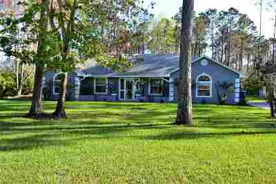 St Augustine Single Family Home For Sale: 945 Colonial Drive