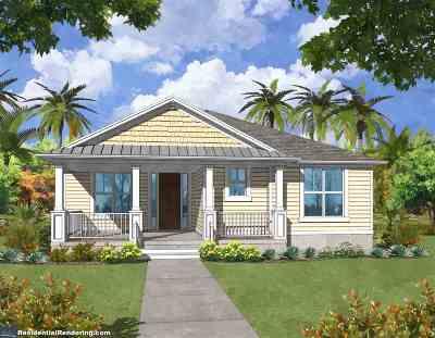 Palm Coast Single Family Home For Sale: 34 Sandy Beach Way