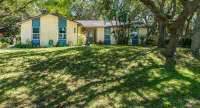 St Augustine FL Single Family Home For Sale: $385,000