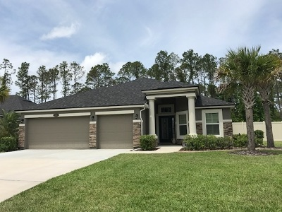 St Augustine FL Single Family Home For Sale: $375,000