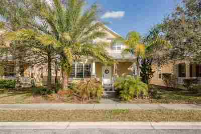 Seagrove Single Family Home For Sale: 480 High Tide Dr