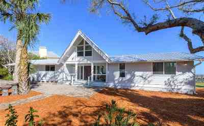 St Augustine FL Single Family Home For Sale: $699,900