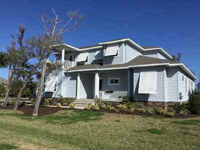 St Augustine FL Single Family Home For Sale: $725,000