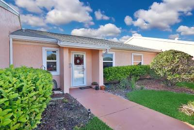 St Augustine FL Condo For Sale: $315,000