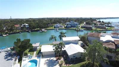 Davis Shores Single Family Home For Sale: 89 Dolphin Drive