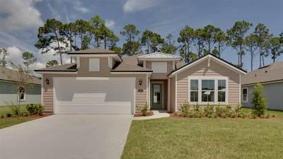 St Augustine Single Family Home For Sale: 52 Coastal Hammock Way