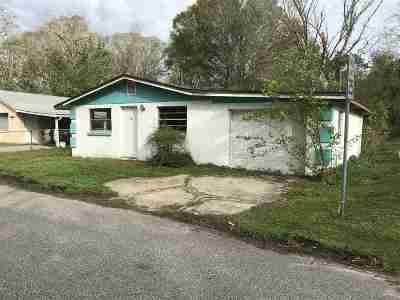 St Augustine Single Family Home For Sale: W 708 5 Th Street